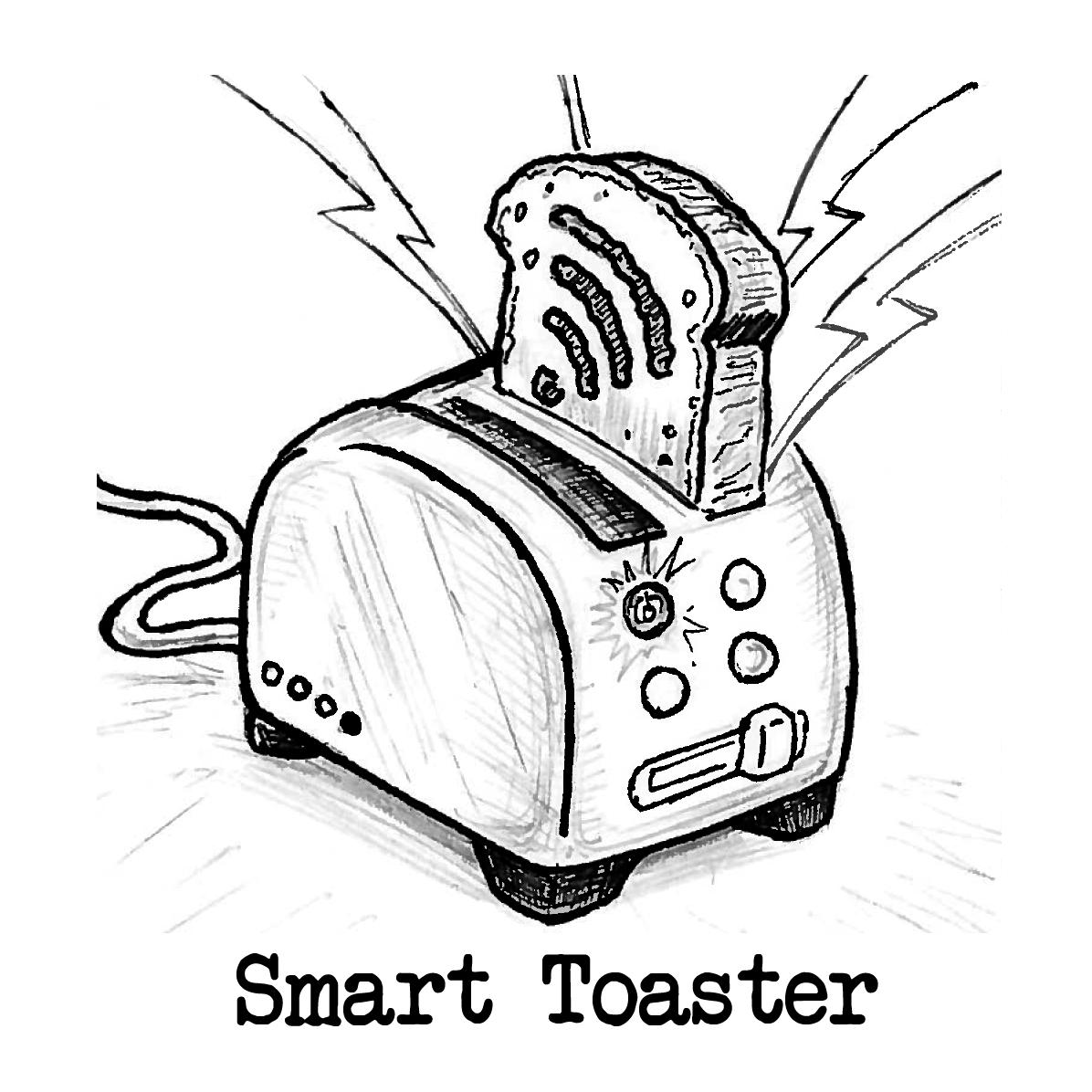Smartoaster